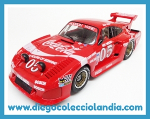"PORSCHE 935 K3 #05 "" 24H.DAYTONA 1980 "" DE FLY CAR MODEL REF/ 88282 .TODOS LOS COCHES DE SLOT DE LA WEB, SON COMPATIBLES CON CIRCUITOS SCALEXTRIC, SUPERSLOT, NINCO Y CARRERA..........  WWW.DIEGOCOLECCIOLANDIA.COM . TIENDA SCALEXTRIC SLOT MADRID ESPAÑA. SLOT CARS SHOP SPAIN"