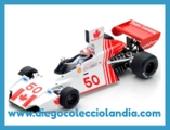 "BRABHAM BT 44 "" G.P. CANADÁ 1974 - EPPIE WIETZES "" DE FLYSLOT REF / 062105 .TODOS LOS COCHES DE SLOT DE LA WEB, SON COMPATIBLES CON CIRCUITOS SCALEXTRIC, SUPERSLOT, NINCO Y CARRERA............ WWW.DIEGOCOLECCIOLANDIA.COM . TIENDA SLOT, SCALEXTRIC MADRID, ESPAÑA. SLOT CARS SHOP SPAIN."