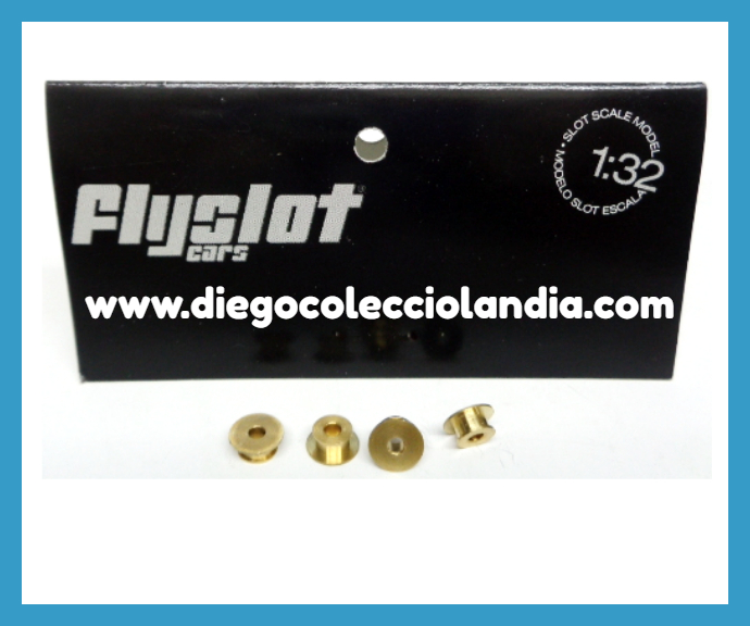 COJINETES METÁLICOS UNIVERSALES, CON PAREDES ASIMÉTRICAS DE DOBLE PESTAÑA . PARA EJES 3/32 . ( 4 UNIDADES ) VALIDOS PARA FLYSLOT, FLY CAR MODEL, SCALEXTRIC, SUPERSLOT, NINCO, CARTRIX......  www.diegocolecciolandia.com . TIENDA SCALEXTRIC SLOT MADRID ESPAÑA. SLOT CARS SHOP MADRID SPAIN