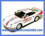 "PORSCHE 959 "" EDICIÓN ESPECIAL MASTER SLOT 2014 "" DE MSC REF/ MSC-6044 . TODOS LOS COCHES DE SLOT DE LA WEB, SON COMPATIBLES CON CIRCUITOS SCALEXTRIC, SUPERSLOT, NINCO Y CARRERA..........