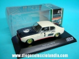 "FORD CAPRI 2600 RS #1 "" 24H PAUL RICARD 1971 "" . JOHN SURTEES / GRAHAM HILL DE SRC  REF/ 00308 . TODOS LOS COCHES DE SLOT DE LA WEB, SON COMPATIBLES CON CIRCUITOS SCALEXTRIC, SUPERSLOT, NINCO Y CARRERA............. WWW.DIEGOCOLECCIOLANDIA.COM . SLOT CARS SHOP SPAIN."