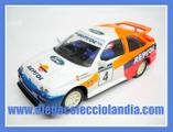 "FORD ESCORT #4 "" REPSOL "" CARLOS SAINZ / LUIS MOYA DE SUPERSLOT REF/ C2028. NUEVO A ESTRENAR SIN CAJA. COMERCIALIZADO EN 1997. TODOS LOS COCHES DE SLOT DE LA WEB, SON COMPATIBLES CON CIRCUITOS SCALEXTRIC, SUPERSLOT, NINCO Y CARRERA........  WWW.DIEGOCOLECCIOLANDIA.COM  . SLOT CARS SHOP SPAIN . TIENDA SLOT, SCALEXTRIC MADRID, ESPAÑA."