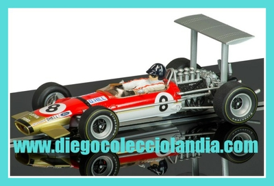 "TEAM LOTUS TYPE 49B ""GRAHAM HILL "" 1968 DE SUPERSLOT REF/ S3543A . 