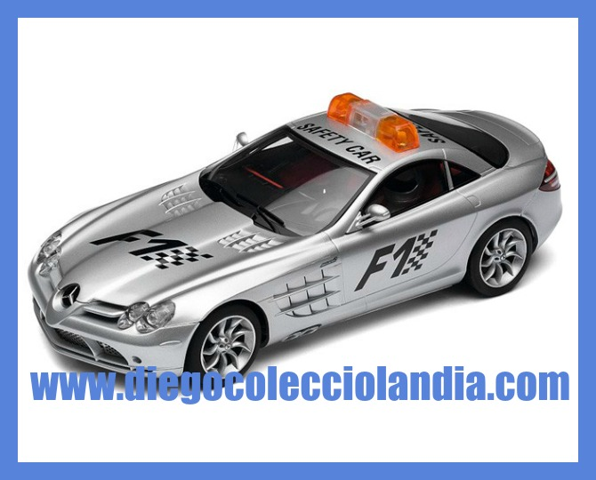 Superslot mercedes benz slr mclaren f1 safety car de for Mercedes benz f1 shop