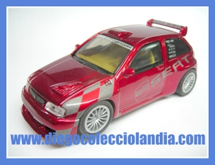 "SEAT IBIZA KIT CAR "" RACE TUNING "" DE TEAM SLOT REF/ 10305.
